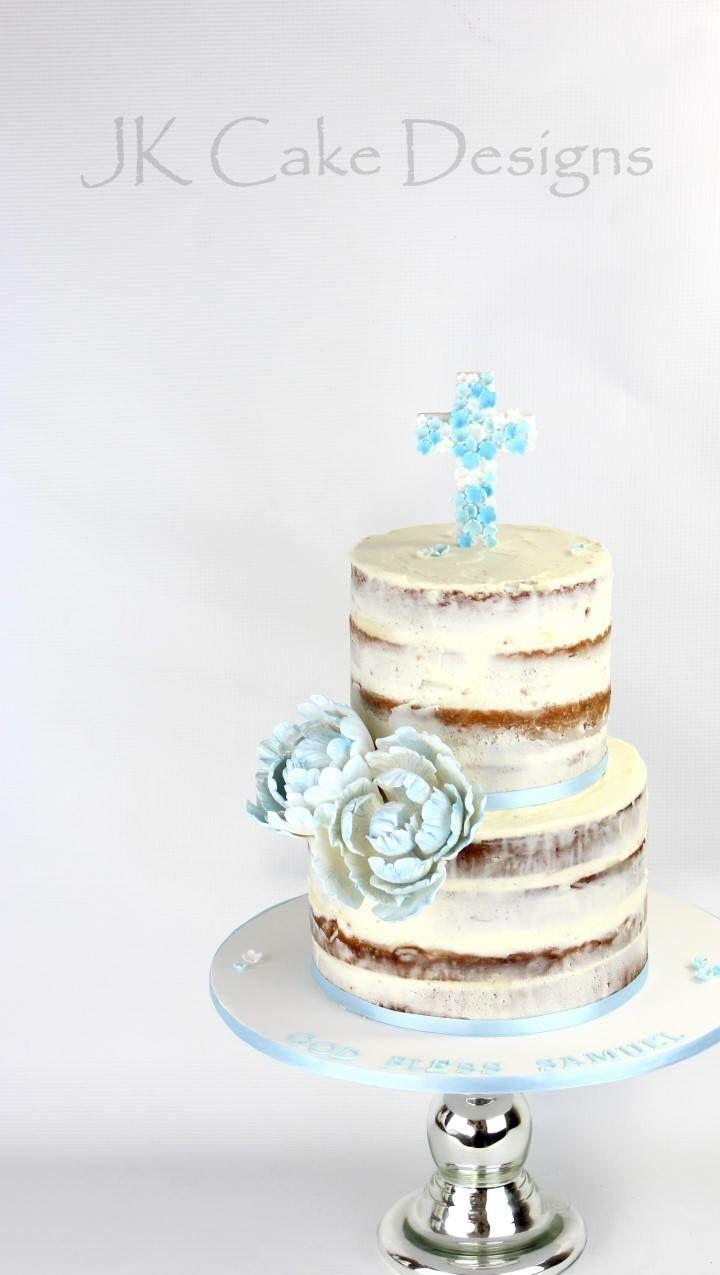 Cake Designs For Baby Christening : Boys christening cake JK Cake designs Pinterest Boys ...