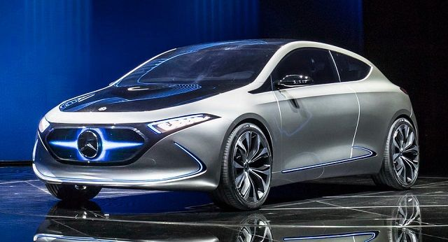 2019 Mercedes Eqa Review Price New Car Announcements Pinterest