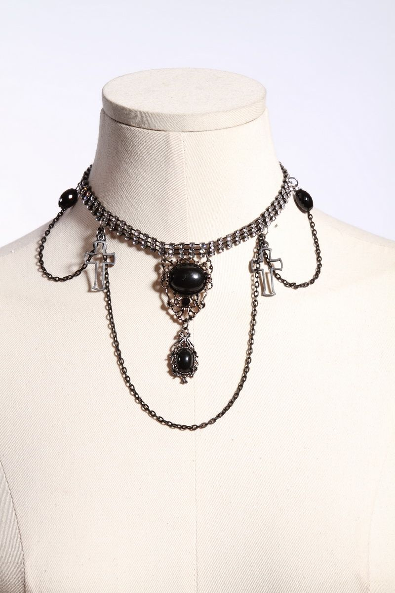Victorian Style Necklace | Victoria's Fetish