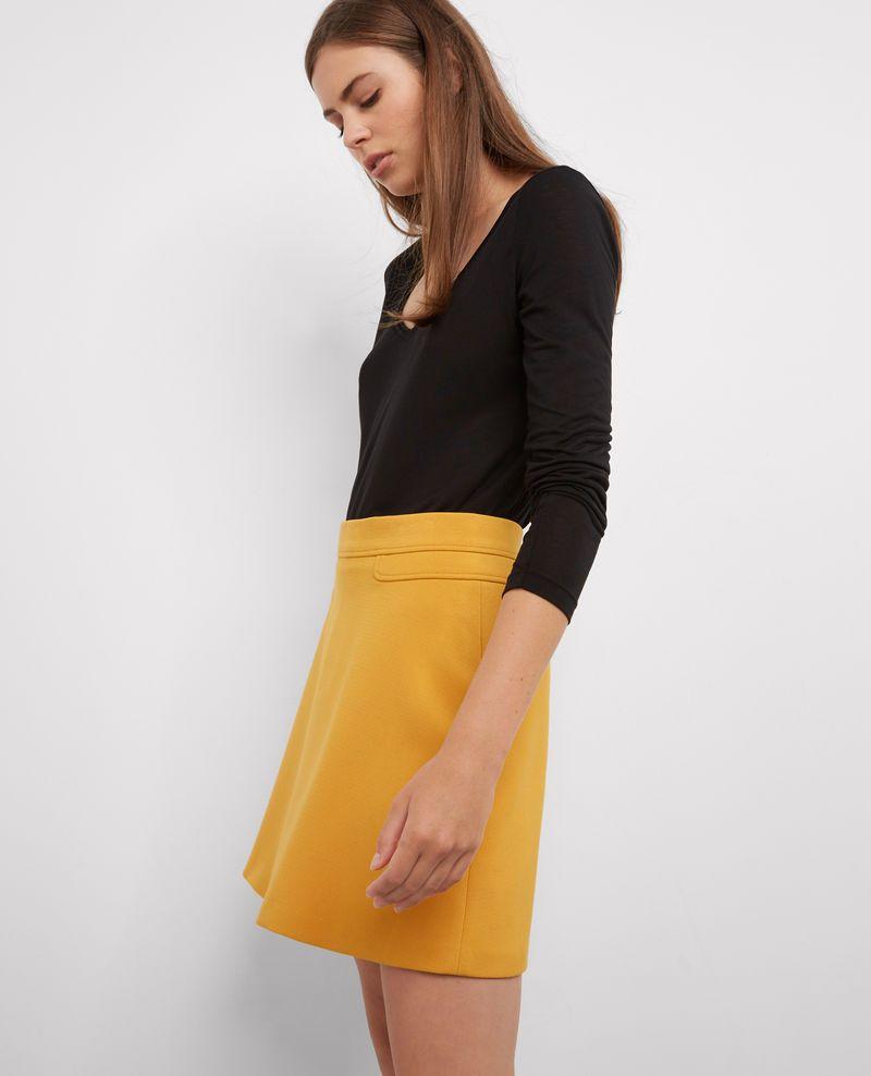 5f56b037ebf9fd 70s style skirt | Skirtastic | Jupe courte, Mode femme et Jupe