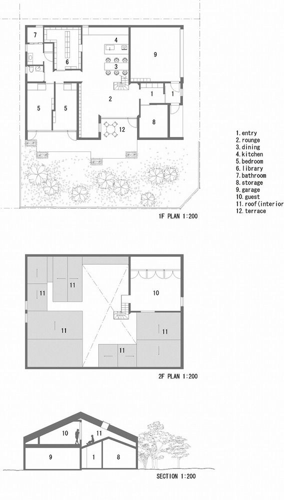 Galería - Casa K / Yoshichika Takagi - 17