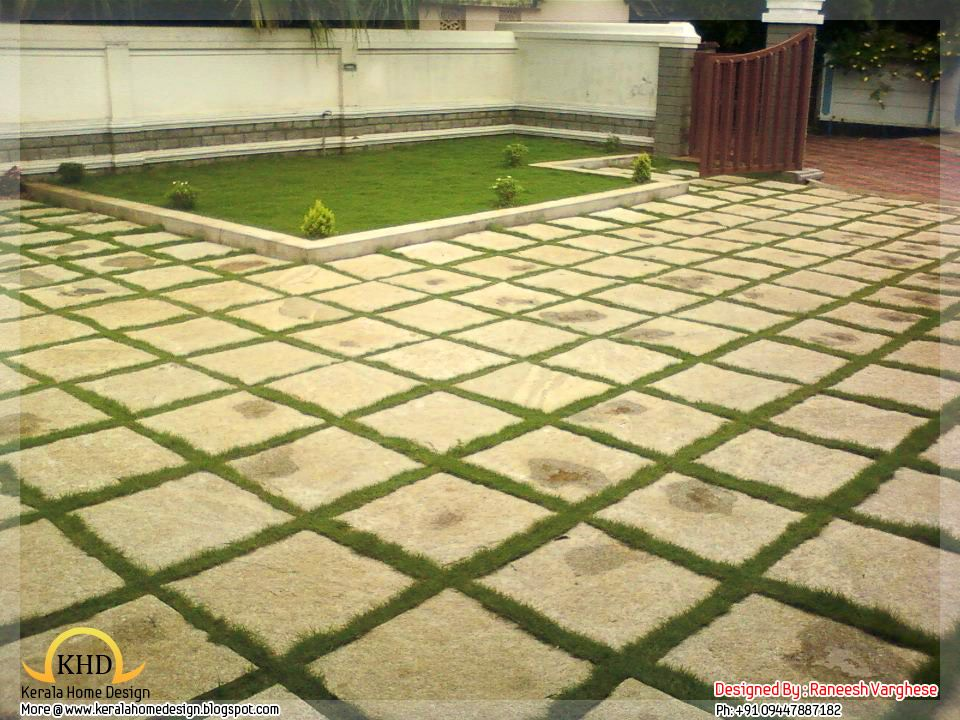 landscaping designs landscaping designs kerala garden idea and rh pinterest com