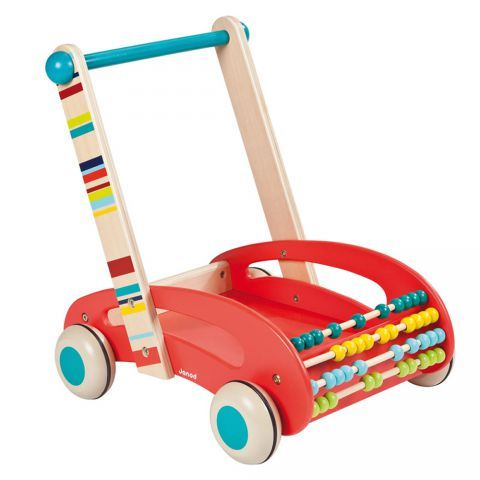 Janod Tatoo Baby Walker From Santa Gift Baby Number