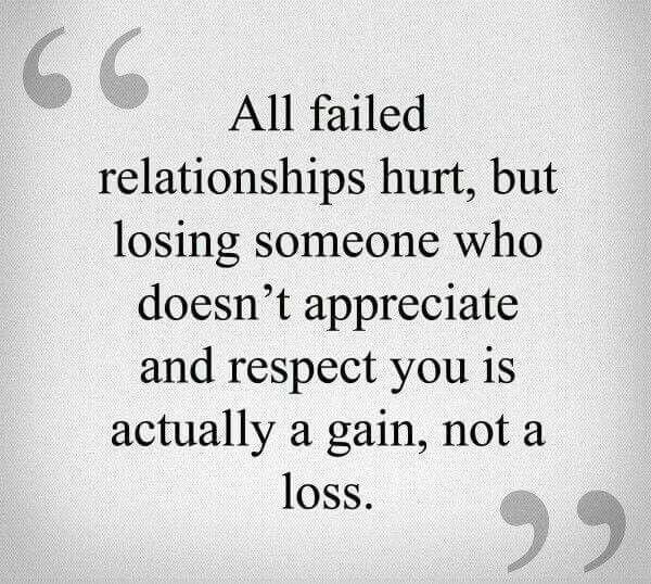 It's a gain, not a loss.
