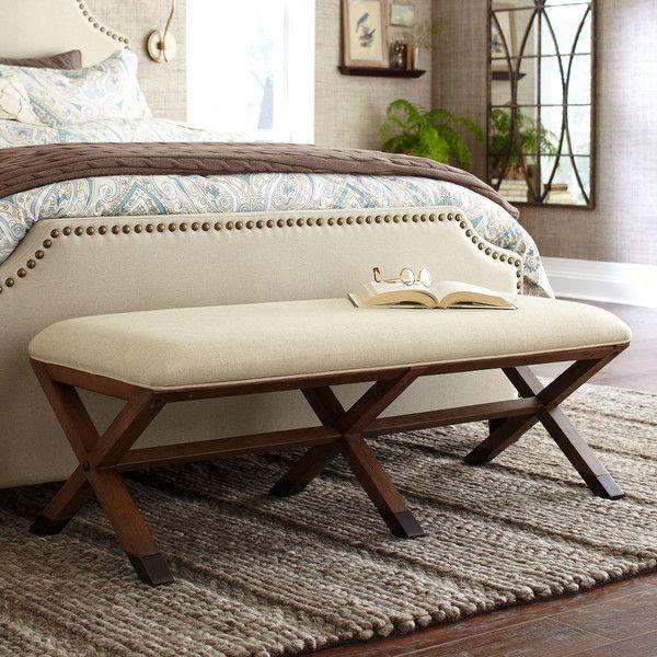 marshall upholstered bench  upholstered dining bench