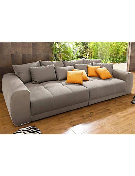 Big Sofa Microfaser Alcatop Feinstruktur Im Heine Online Shop