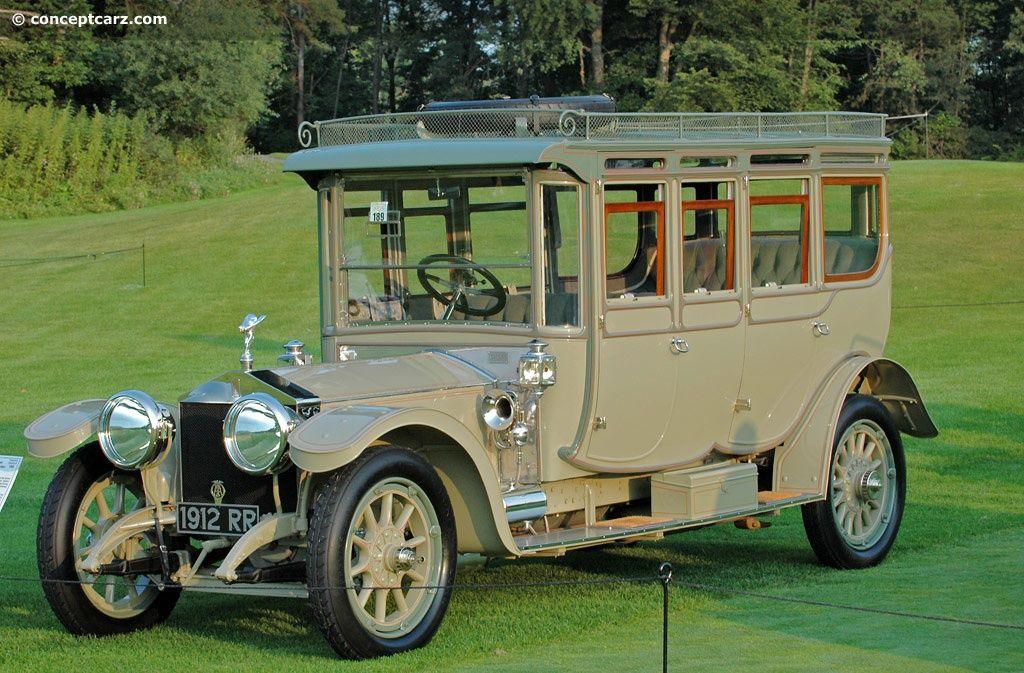 1912 Rolls-Royce Silver Ghost | Classic cars, Rolls royce ...