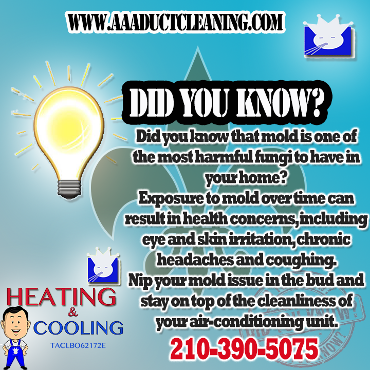 Did You Know Mold in your AC didyouknow hvac mold