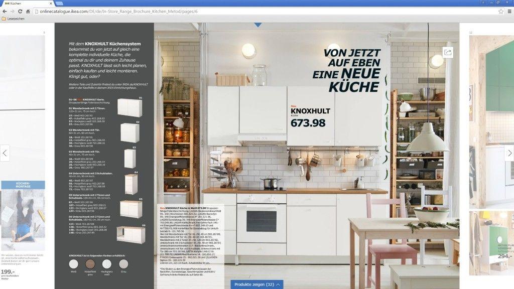 Tolle Küchenmöbel Katalog | Deutsche Deko | Pinterest