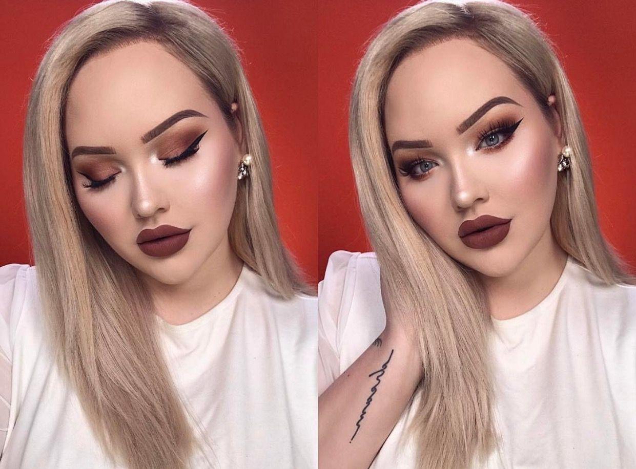 Nikkietutorials Queen Makeup Looks In 2019 Beauty