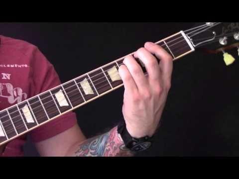 Oasis Supersonic Guitar Tutorial Youtube Guitar Tutorial