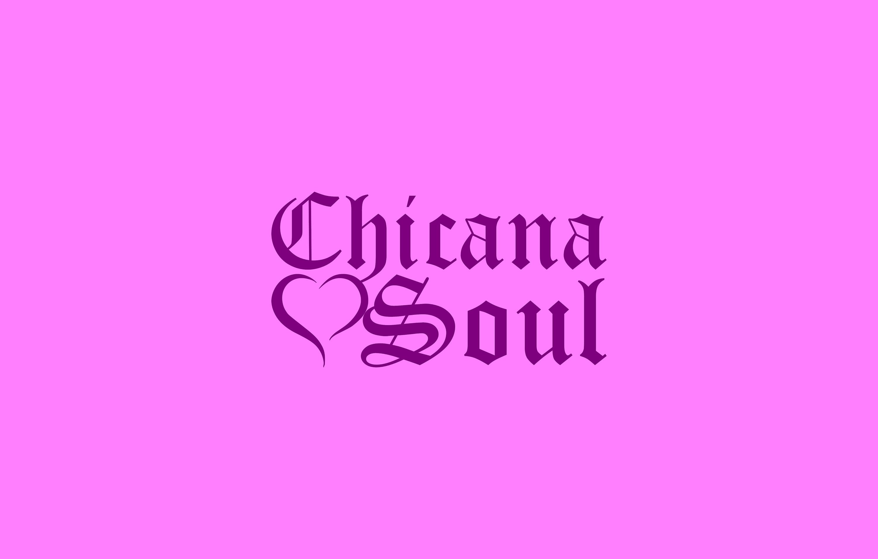 Chicana Soul With Heart Gangsta Quotes Chicano Quote Chicana