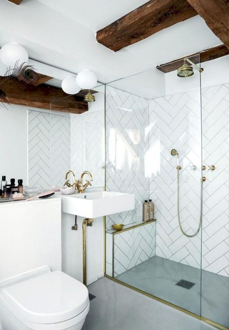 78 Lovely Bathroom Shower Remodel Ideas Classic Bathroom Design
