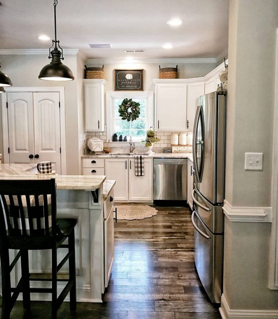 Kitchen Decor Ends: The End Of Angled Kitchen Island Ideas Layout 121 In 2019