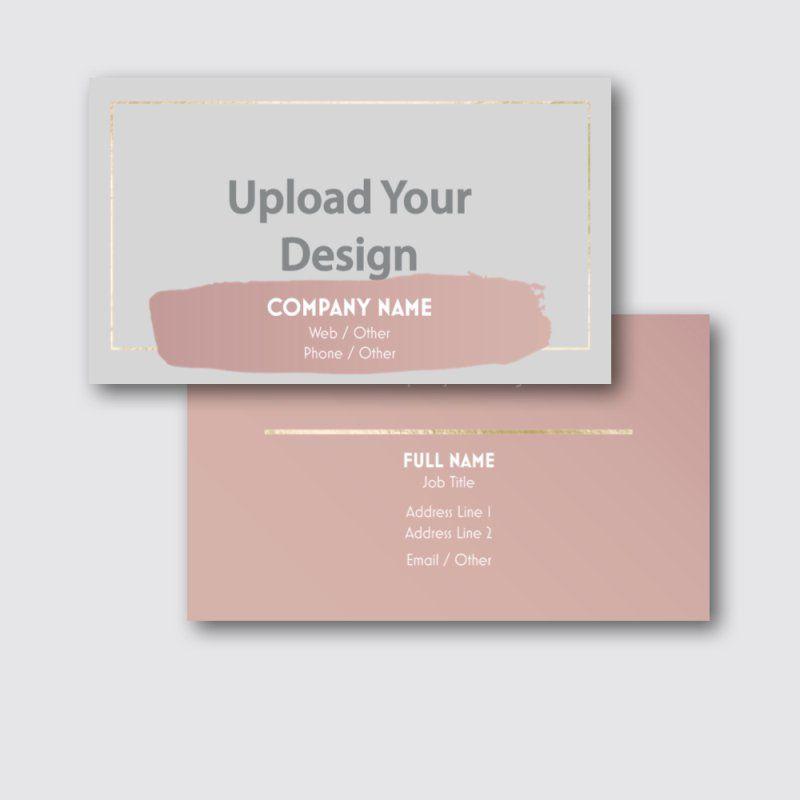 Standard Business Cards, Standard Business Cards Designs, Custom