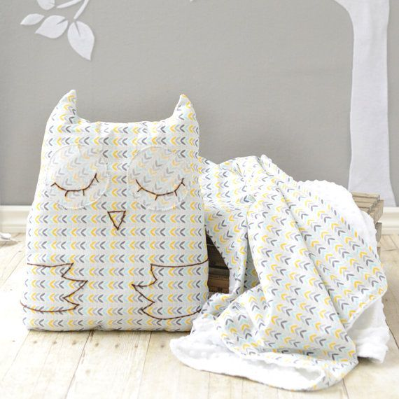 baby toddler pillow and blanket set