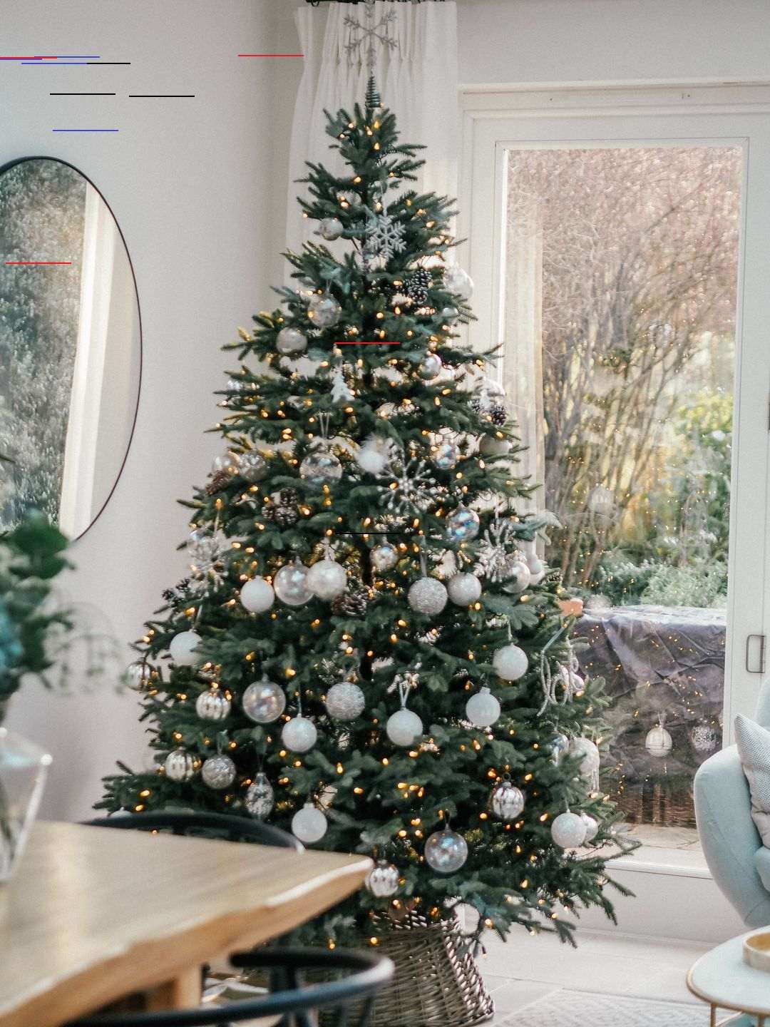 49 Perfect Christmas Tree Ideas Christmas Is Fast Approaching And Seems To Get White Christmas Trees Christmas Tree Decorations Diy Christmas Tree Decorations