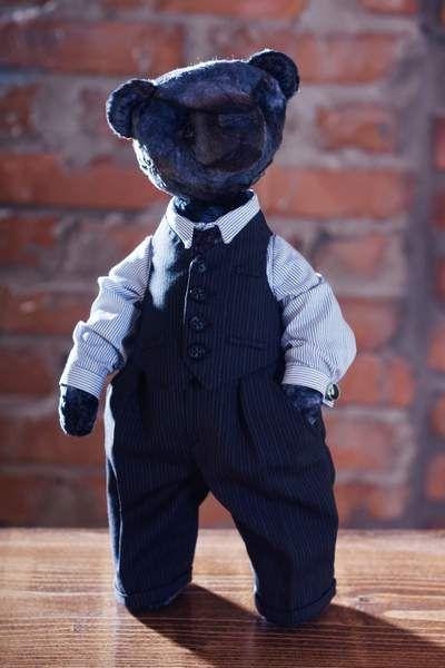 Conel Hugh O Donel Alexander By By Olena Kulakovska Handmade Teddy Handmade Teddy Bears Teddy