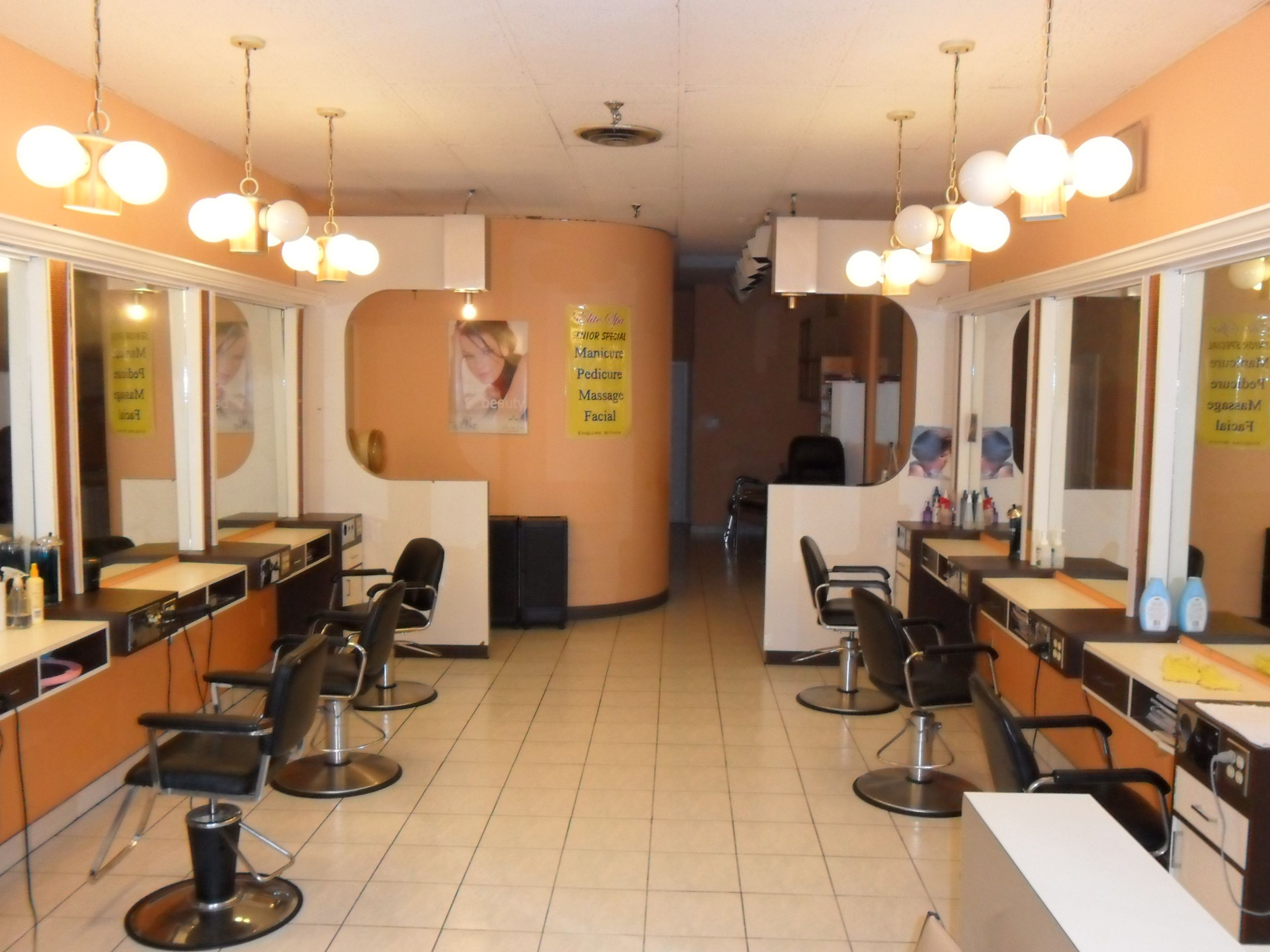 beauty salon design plans beauty salons design ideas