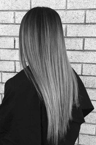 27 Die besten Ideen für dunkles Haar von Ombre