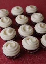 Dozen Red Velvet Cupcakes @ Billy's Bakery. $36