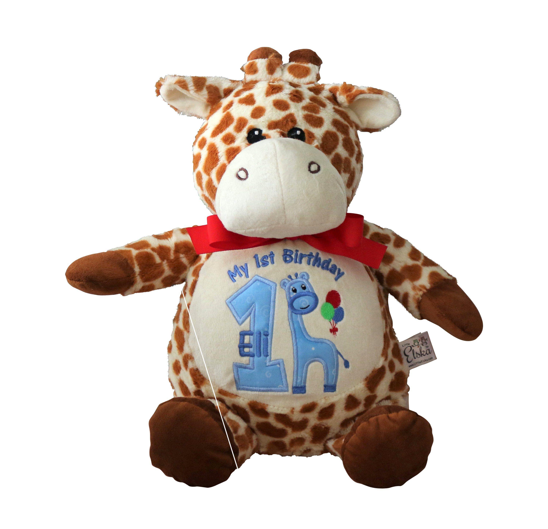 Predownload: Giraffe Stuffed Animal Baby Boy Birthday Gift Personalized Etsy Giraffe Stuffed Animal Personalized Stuffed Animals Baby Boy Birthday [ 2896 x 3000 Pixel ]