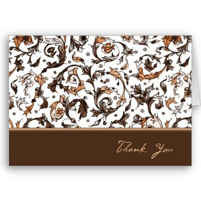 Vintage Floral Print Card from   wwwzazzle/funeral+thank+