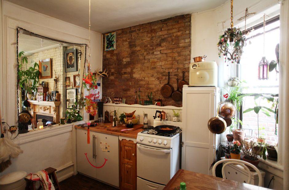 Serie Freunde Von Freunden Bilderselige Backsteinbutze Kitchen Design Cosy Kitchen Apartment Kitchen