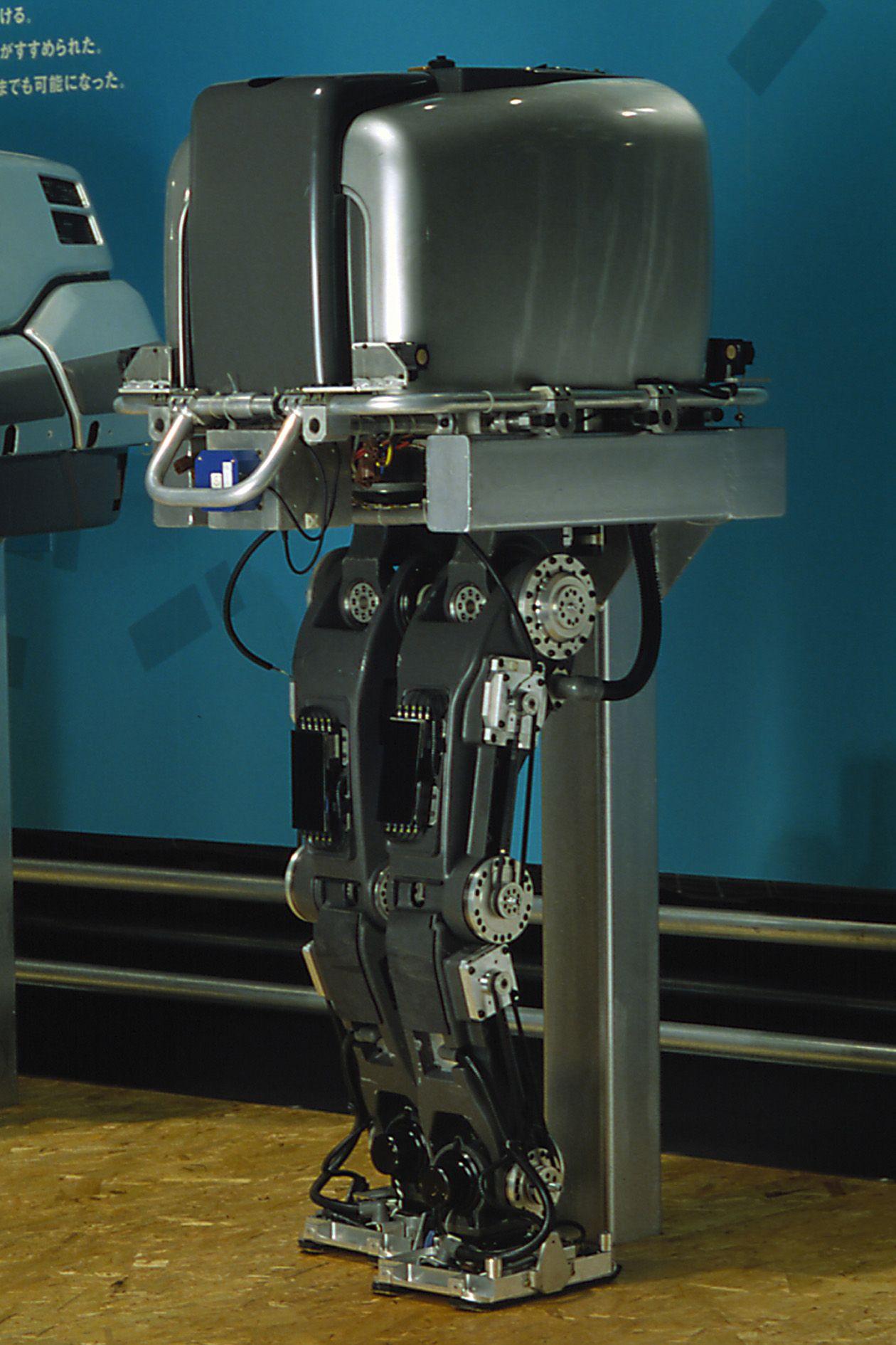 Visual reverence asimo prototypes robot design visual