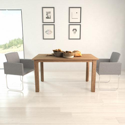 Prezzi e Sconti: #Vidaxl 6 sedie da cucina/pranzo grigio chiaro - In ...