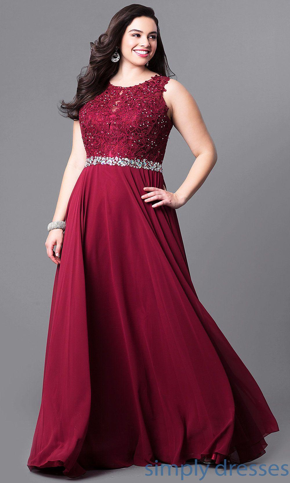 Plus Size Prom Dresses Under $200