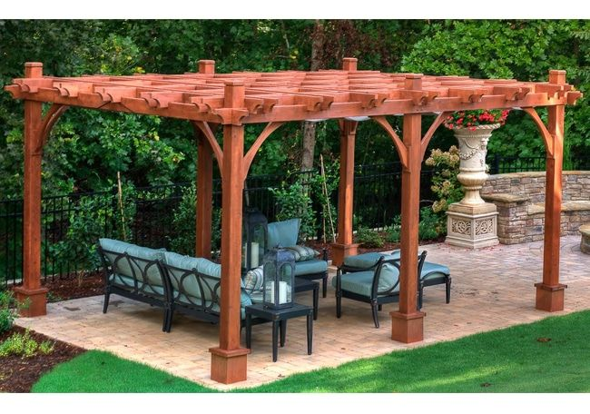 Pergola Kits For Spending Fantastic Time In Your Garden Outdoor Pergola Pergola Plans Pergola Cost