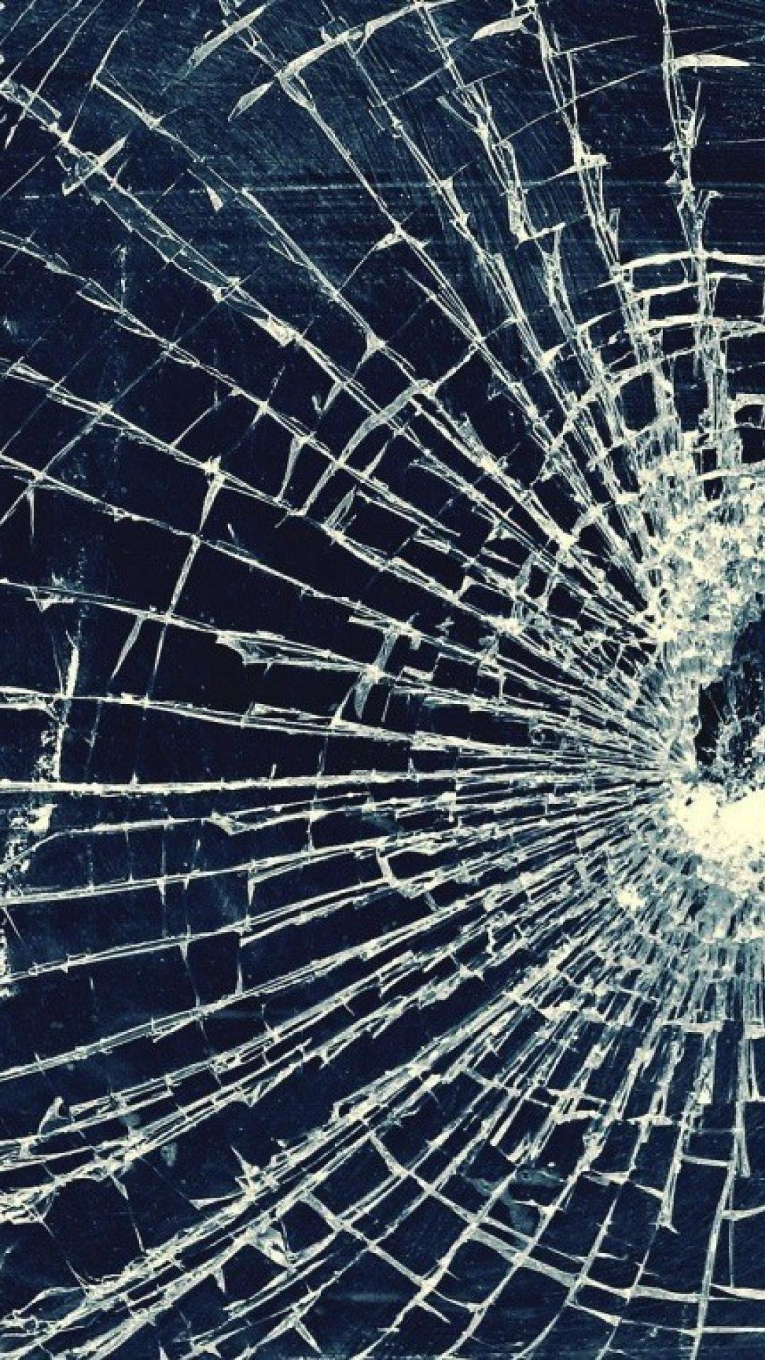Realistic Cracked Screen Background Picture In 2020 Broken Screen Wallpaper Cracked Iphone Broken Screen