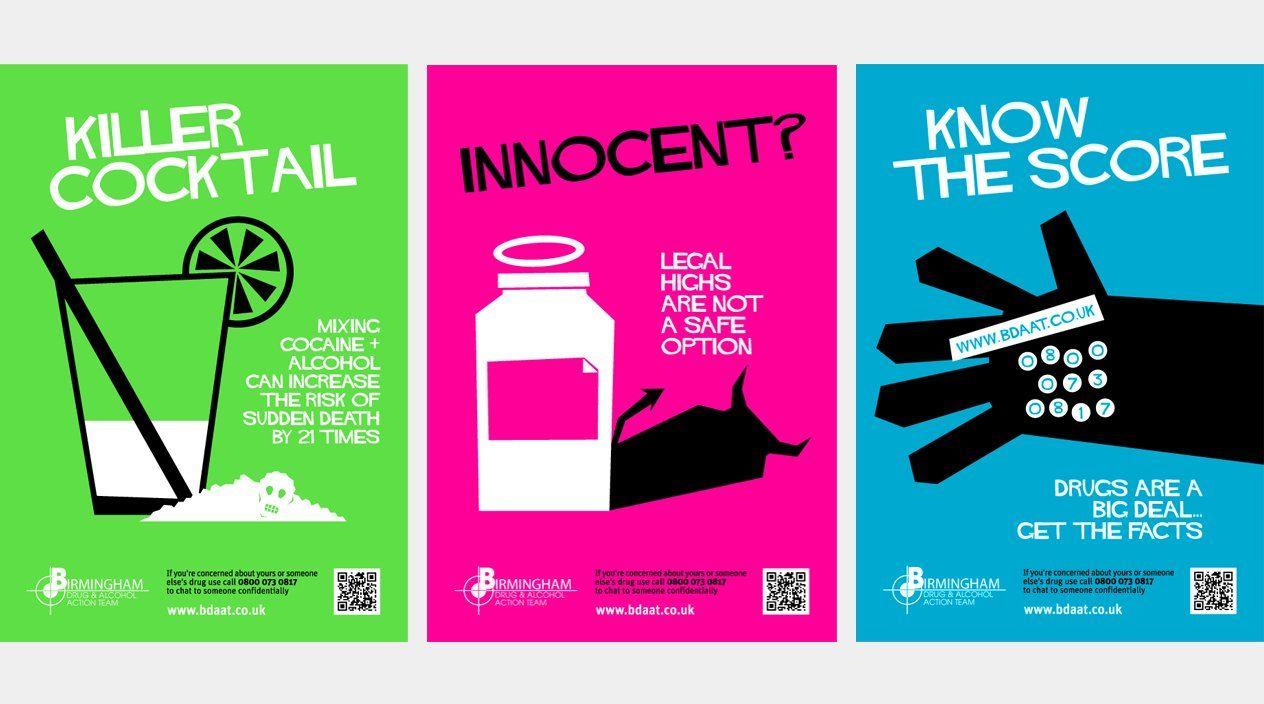 Bdaat Drug Posters Health Posters Pinterest