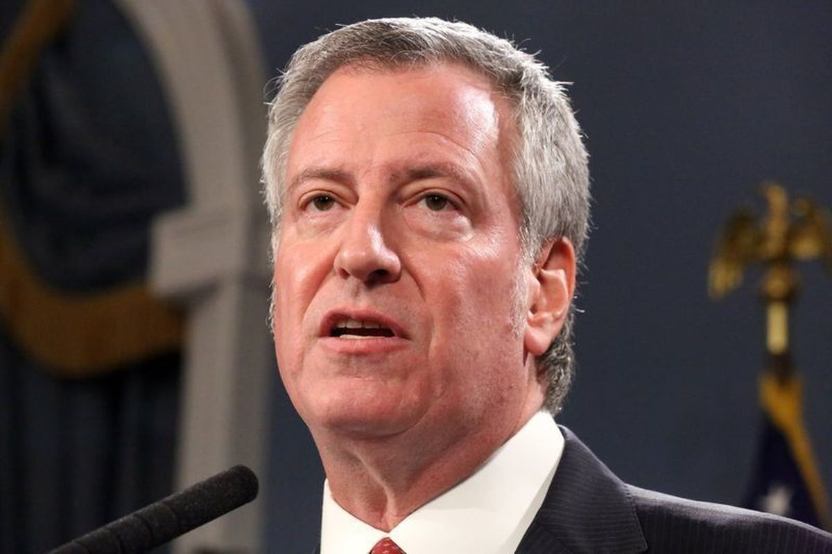 De Blasio hit for failure to fill judge openings, slowing