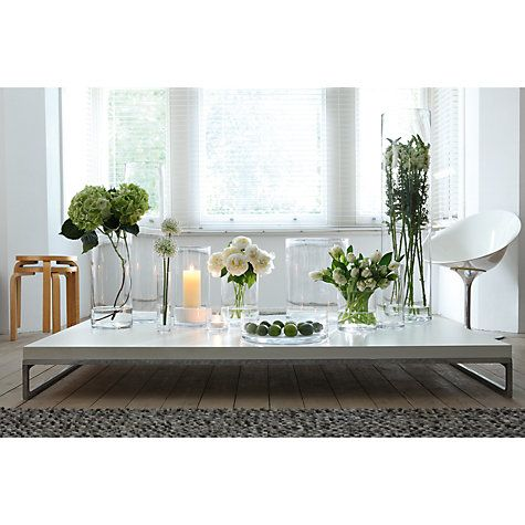 Buy Lsa International Flower Column Vase Online At Johnlewis