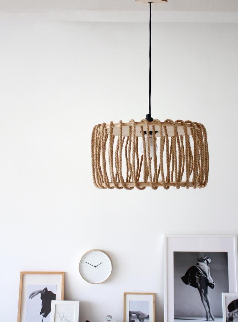 Wooden Scandinavian Lamp Mid Century Lighting Etsy In 2020 Scandinavian Lamps Hanging Lamp Shade Mid Century Lighting