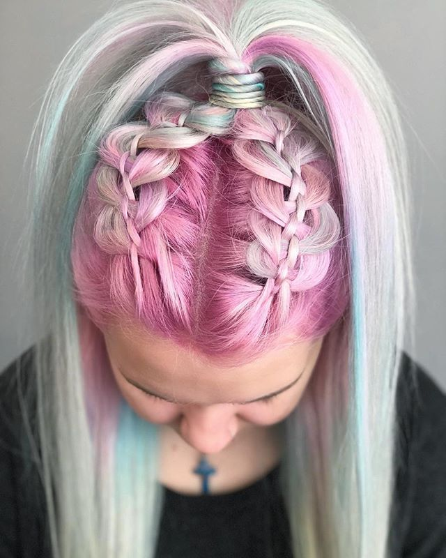 "Pulp Riot Hair Color on Instagram: ""@lzhouseofhair is the artist. Pulp Riot is the paint."""