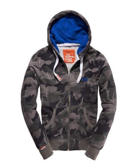 4d2e11b224ca4 Superdry Camo Zip Hoodie   Clothes I want   Pinterest   Superdry ...