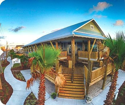 Bill S By The Beach Gulf Shores Al Great Food Great View No