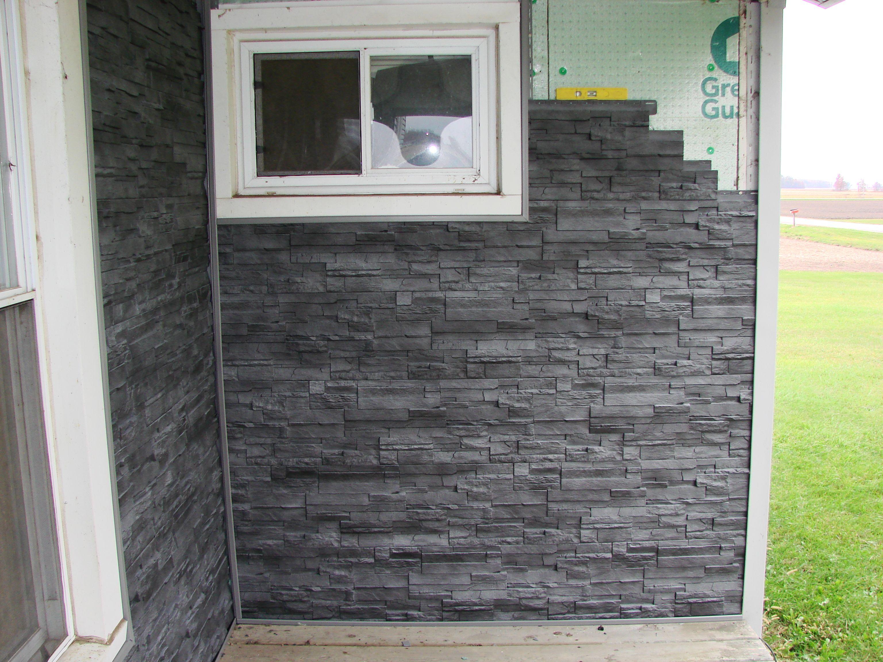 vinyl siding that looks like stone google search home. Black Bedroom Furniture Sets. Home Design Ideas