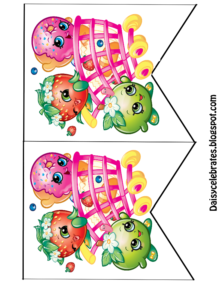 This is an image of Unusual Shopkins Free Printables