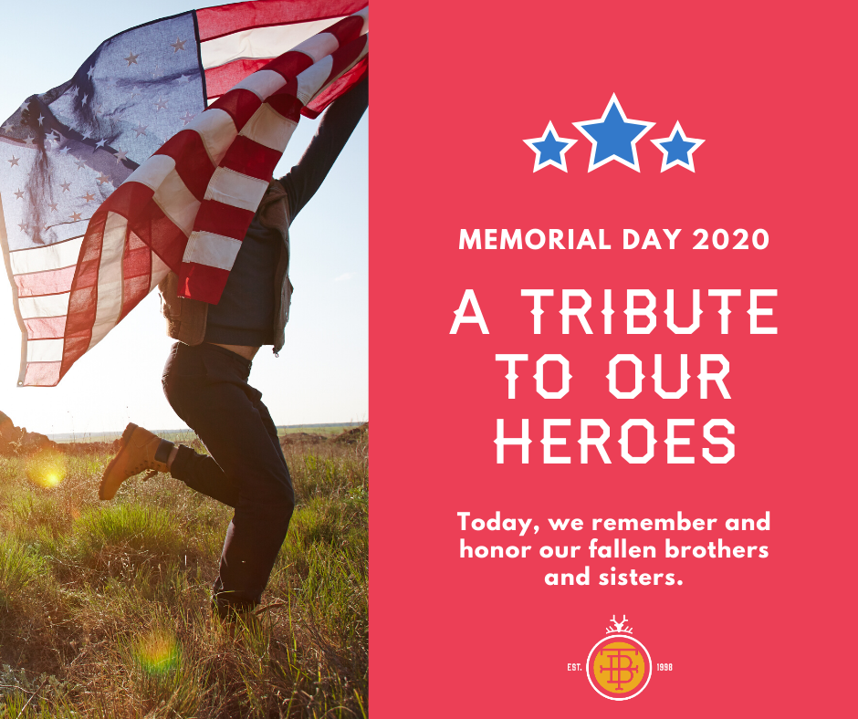 Home Of The Free Because Of The Brave Happy Memorial Day Usa Memorialday Cheers Totalbev Liquor Store Happy Memorial Day Memorial Day