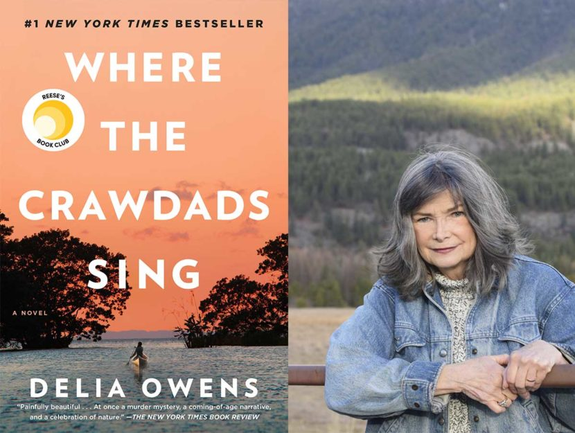 A Conversation With Delia Owens Read It Forward March Book Historical Novels Book Club Books