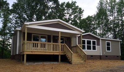 Customer Homes Gallery Mobile Home Porch Manufactured Home