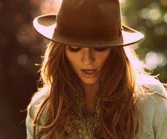 chapéu fedora.