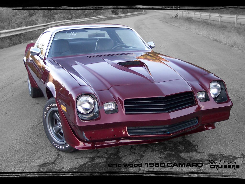 Ss Camaro 1980