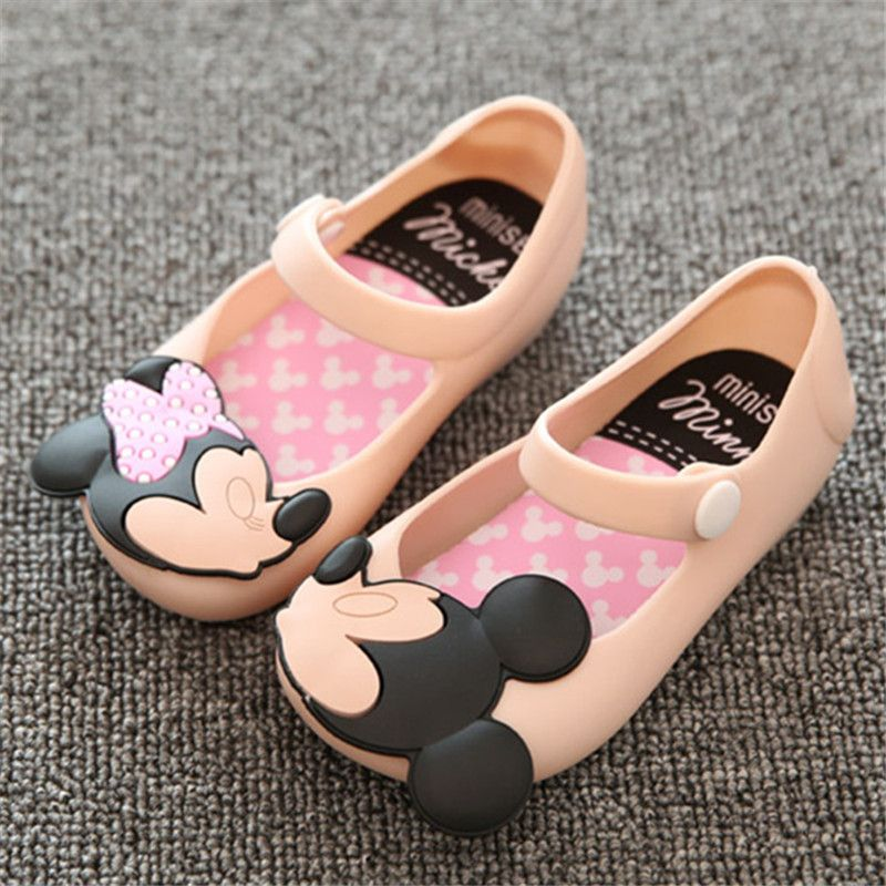 e45dc905f Mini SED Girls shoes princess 2016 Summer Girls Sandals Cute Children Baby Shoes  Sandals for girls Jelly shoes Kids sandals