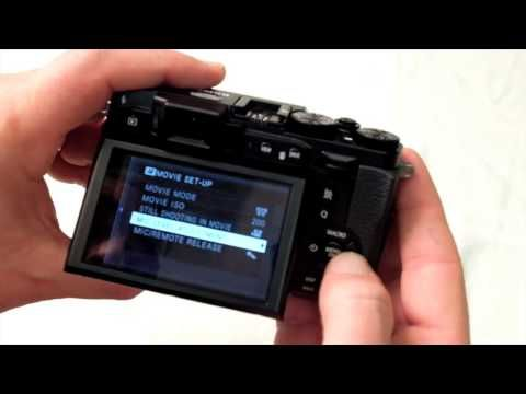 Fuji Guys - Fujifilm X30 - Top Features - YouTube