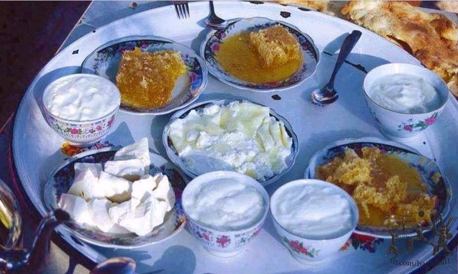 Never Hesitate To Tell The Truth Shams94 ر يوگ فطور عراقي اصيل عسل ويه Kurdish Food Food Different Recipes